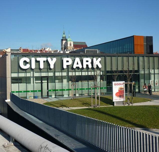 citypark jihlava