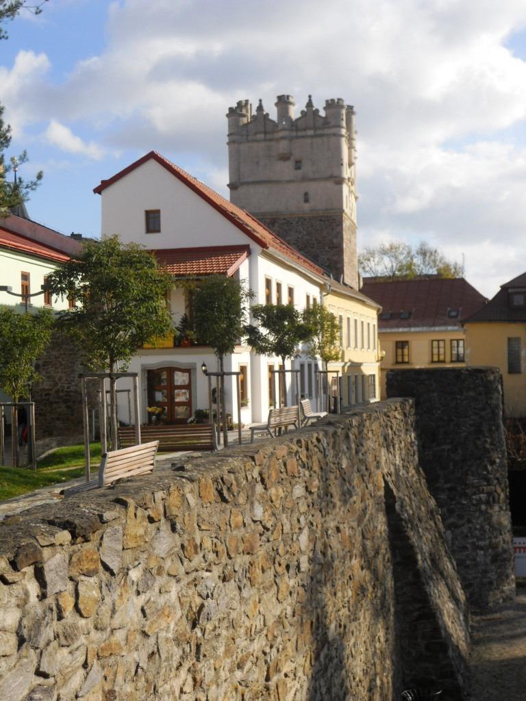 Jihlavské hradby