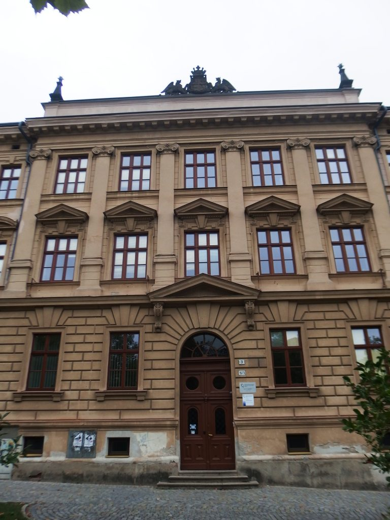 Střední škola průmyslová, technická a automobilní Jihlava